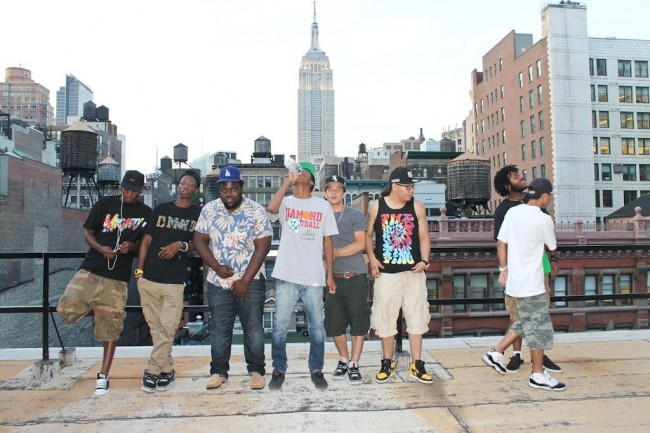 respectmag:  Catching Up With Brooklyn's Latest Sensation: Joey Bada$$ and the Pro Era  Pro Era be shwanking shun