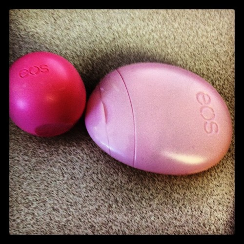 My quickies. #eos #beauty #pink #ulta (Taken with Instagram)