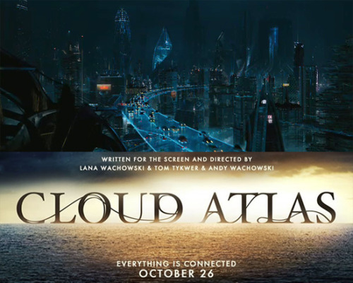 Saiu o trailer do novo filme dos irmãos Wachowskis de Matrix > 'Cloud Atlas' Six Minute Trailer: A Quick Guide to the Genre-Hopping Epic From Tom Tykwer and the Wachowskis Cloud Atlas (2012) - Extended Trailer [VO-HQ] por Eklecty-City