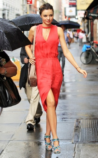 I want this whole outfit… A.L.C. dress, Balenciaga shoes, and Alexander Wang bag
