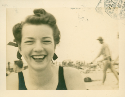 Viola, Coney Island, Brooklyn, New York, 1940s