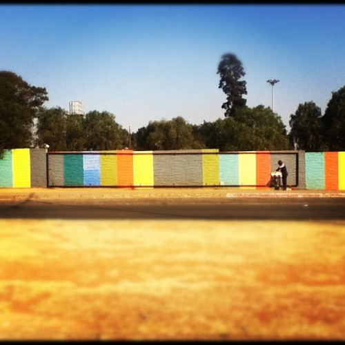 Street art in #Soweto #africa #travel #johannesburg #art (Taken with Instagram)