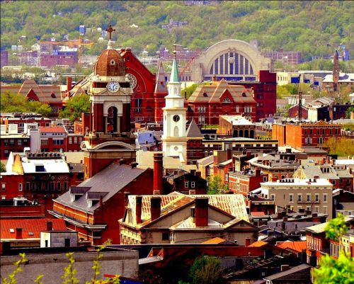 """Shine on Over-the-Rhine"" by Chuck Eilerman"
