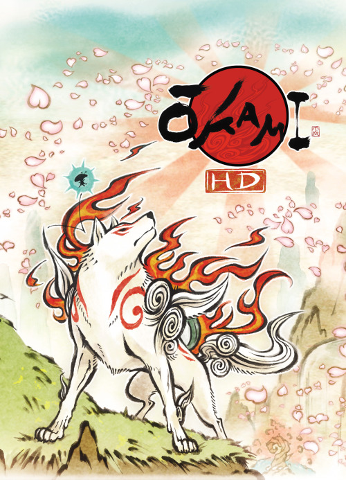 gamefreaksnz:  Okami HD gets an eye-catching new trailer  Capcom have today released a new trailer for their forthcoming HD re-release of the brilliant Okami for the PS3.