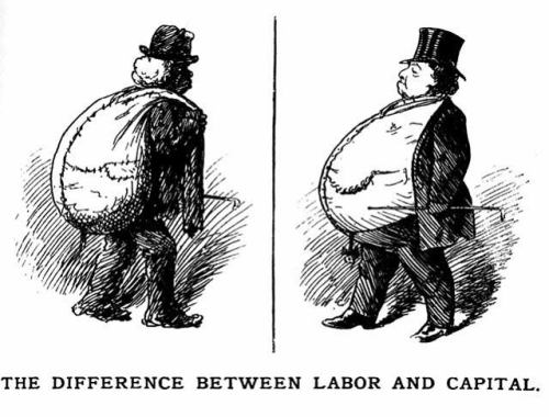 The Difference Between Labor And Capital