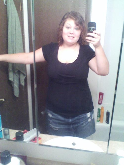 Heyy girls! I'm Sarah. :) Size 16.  I love my body <3