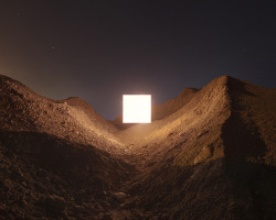 Eye-Candy Monday: Landscape Illumination - Benoit Paille