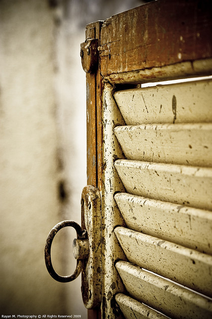 An Old Window by Rayan M. on Flickr.