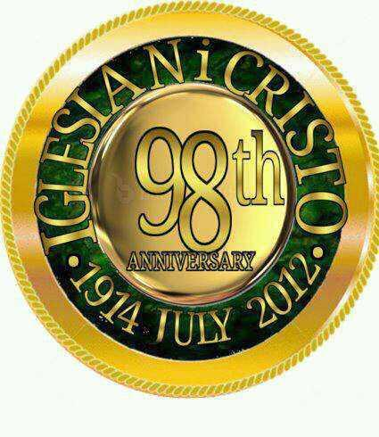 Happy 98th Anniversary to All Iglesia Ni Cristo around the World…  I am PROUD to be a part of it…  More Blessings to come!!! ^_^