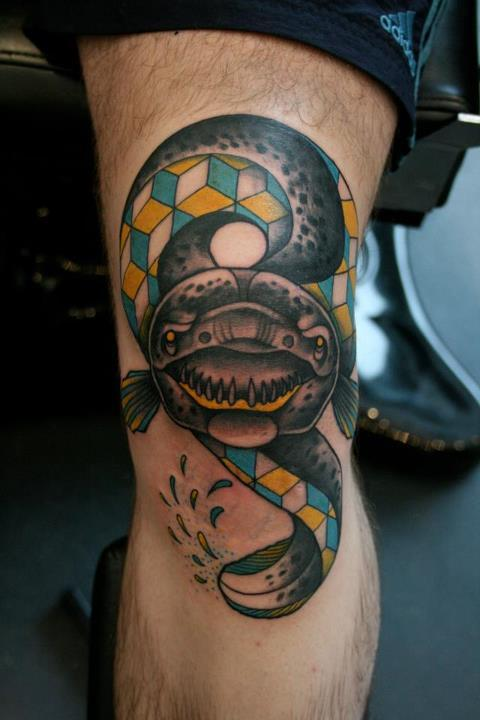 tattoosforpassionnotfashion:  done by mitch allenden