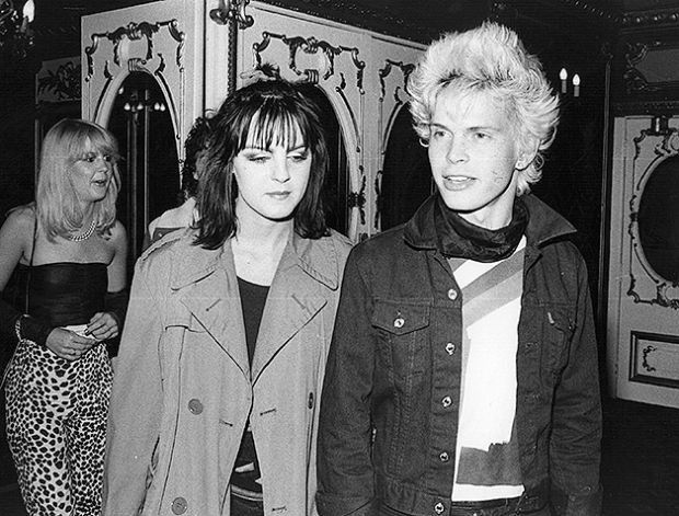 6th September 1979: Billy Idol