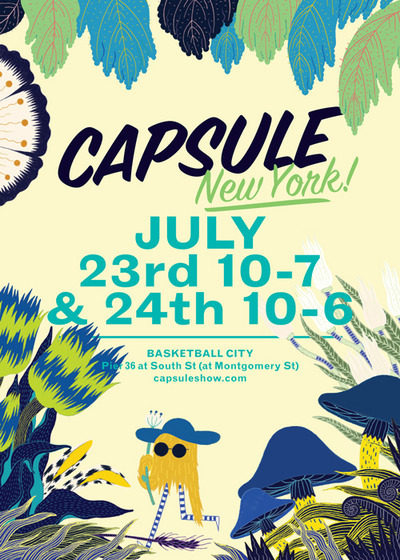 Capsule S/S '13   I had a great time at Capsule this year.  I met a bunch of bloggers in person for the first time and ran into some great brands.  Unfortunately, my camera wasn't working so I can only tell you about what I saw and not show you.  I made contact with several brands that will be sending me images of their collections once they're available.  Until then, you can check out their sites directly.  More after the jump.   [[MORE]]  Brands I Liked.  18 Waits BWGH Camo Common People Garbstore Grenson Ian Velardi Individualized Shirts Lazy Oaf Mark McNairy Melinda Gloss Mitchumm Industries Monitaly Penfield President's Sunny Sports Velour Yuketen People I Saw/Talked to.  Sorry, if I left anyone out. HTTGAP Manshion Brooklynesque My Pantalones Down East and Out Quality Sprezzy Proper Posture Tucked Justin Doss Josh Peskowitz See you again next year.
