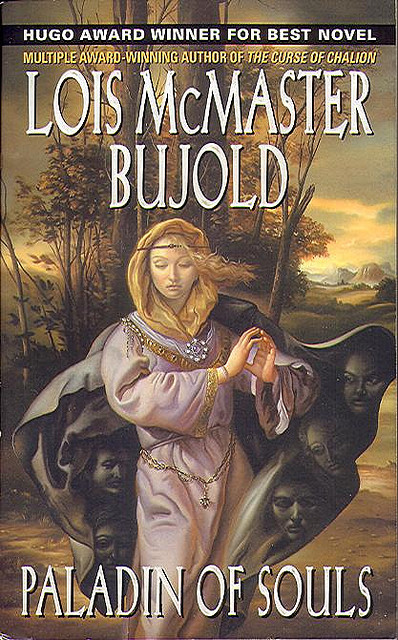 Bujold, Lois McMaster - The Paladin of Souls (2005 PB) by sdobie on Flickr.