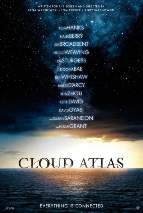 Poster: 'Cloud Atlas' | IMP