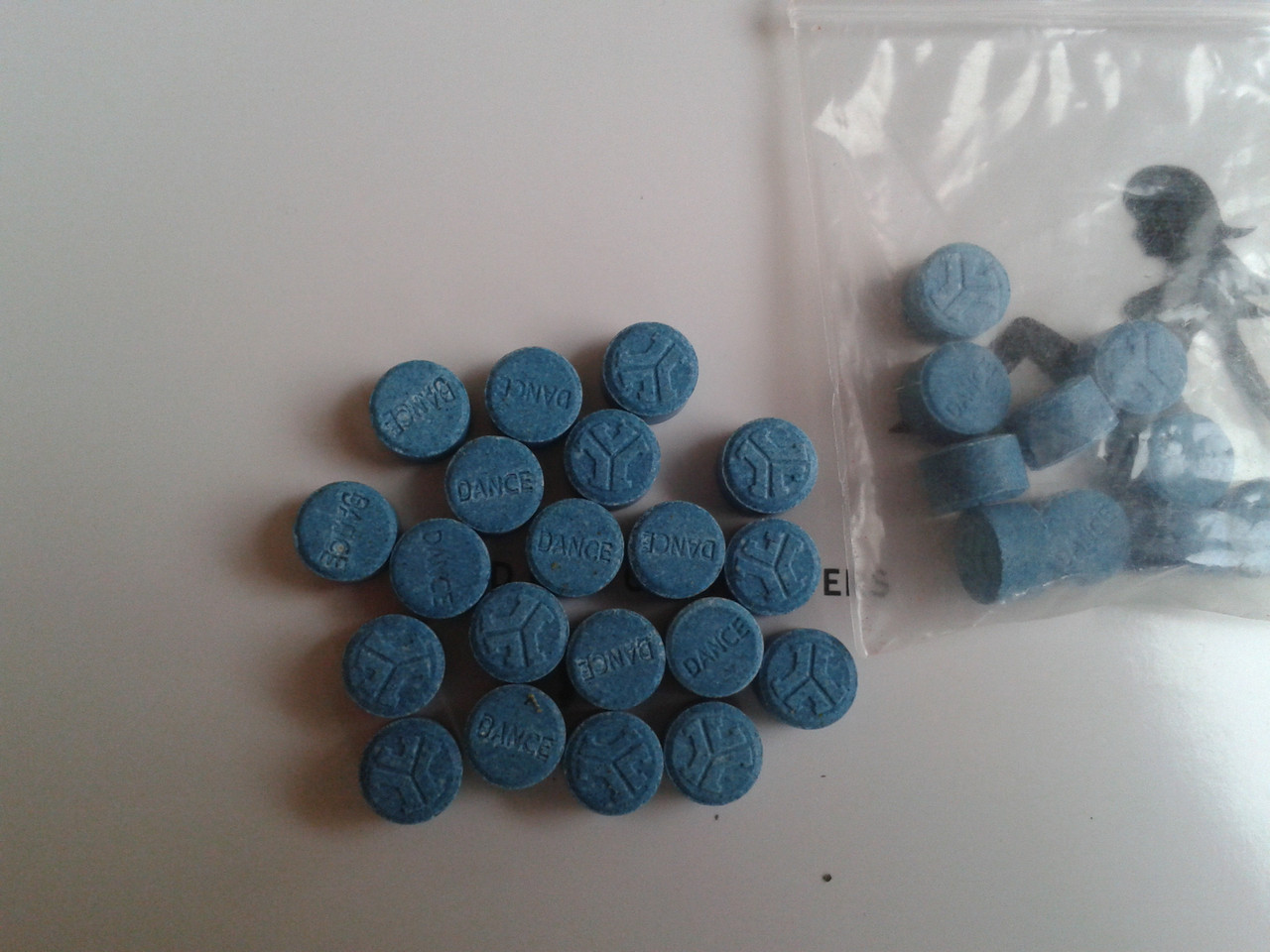 thizz-or-die:  30 BLUE DEFQONS.  *not my picture