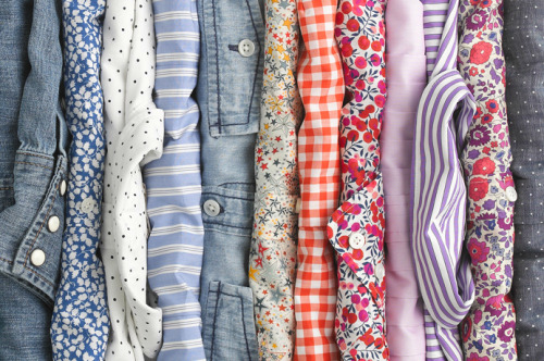 jcrewing:  Women's Shirt Collection (x)