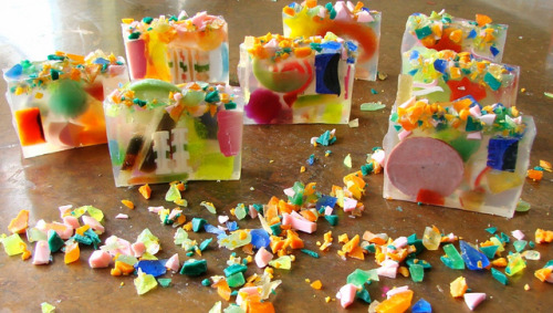 soapqueen:  Recycle your Soap Bits Tutorial