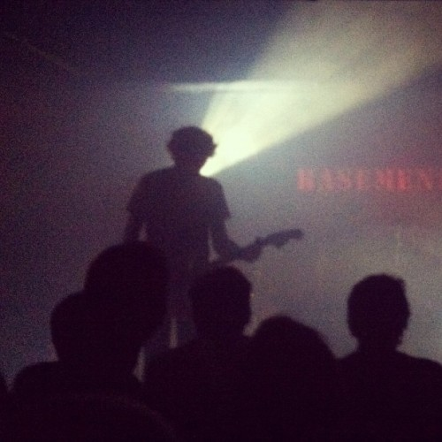 A Place to Bury Strangers (Taken with Instagram)