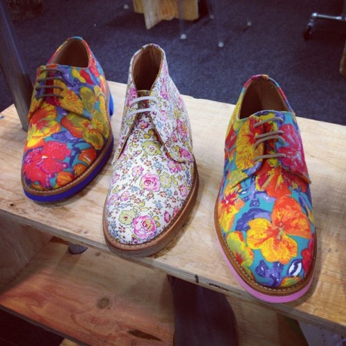 luckymag:  Florals from @mmcnairy.