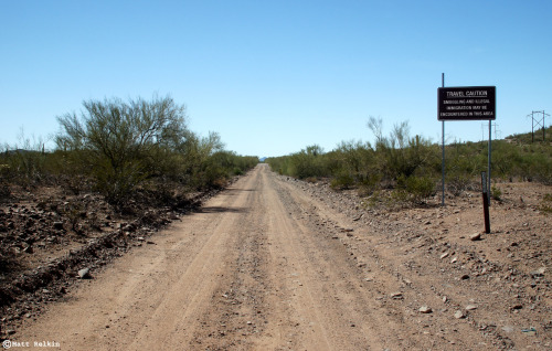 Silver Bell Rd, Ironwood Forest National Monument, Arizona