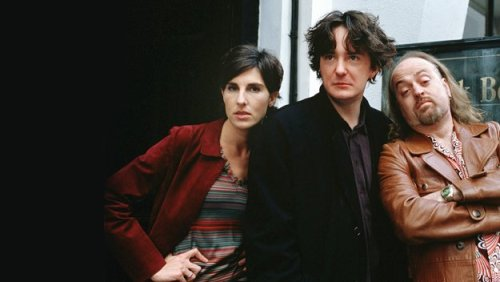 nudityandnerdery:  hulu:  Black Books is unrepentant in how misanthropic its leads can be. Set in a charming London bookstore, the owner of which is a raging alcoholic who simply wants to be left alone to drink and read his books. If only his customers and two best friends would leave him alone. The comedy can be a bit broad to begin with, but as you watch the three seasons, the characters' outrageousness only becomes more amusing and endearing. It also co-stars Episodes' Tamsin Greig.  Watch this show. Seriously.  I cannot recommend this enough.
