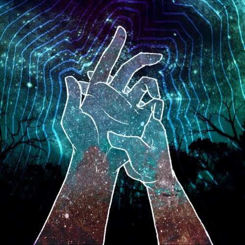 "fuckyeahpsychedelics:  ""Hand God Is Best God"" by BlueBirdRae288"