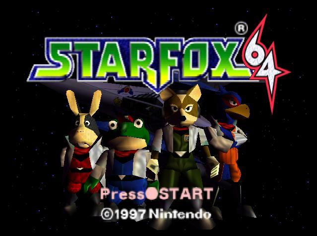 Playing Star Fox! Jelly?  You should be