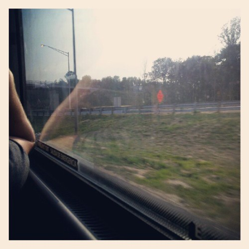 #photoadayjuly #photoadayjulychallenge #day26 on the road #ontheroad #boltbus #baltimorebound #otakonbound (Taken with Instagram)