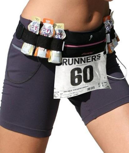 iFitness Ultimate Race Belt