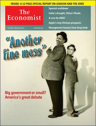 Tomorrow's cover today: a useful debate has begun about America's biggest domestic challenge, but it is comically shallow.