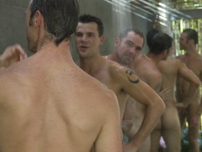 and #tattooed ##naked #bros in the #shower together can do whatever the fuck they want and then some…     #topher ;)  BestOfBromance.tumblr.com - @BestOfBromance - BestOfBromance@gmail.com
