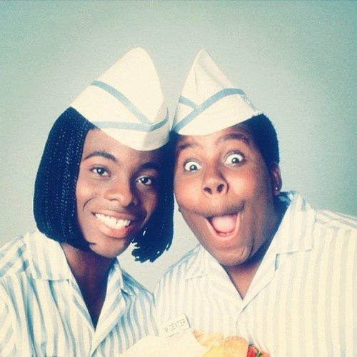 jaayteeee:  Welcome to the Good Burger, home of the Good Burger. Can I take your order?