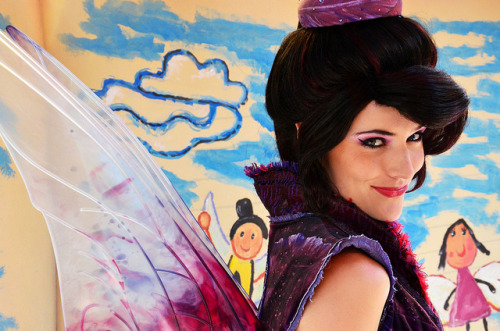 disneyruleseverythingaroundme:  Vidia on Flickr.