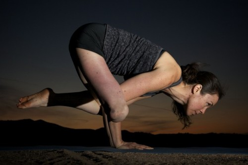 How Yoga Helps Danielle Orner Thrive As An Amputee