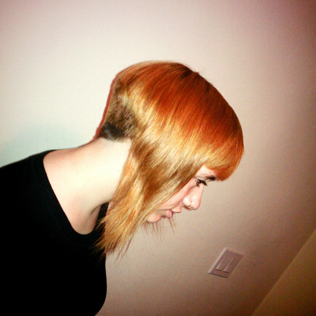 Extreme Bob Haircut Tumblr Hairstyles
