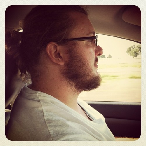 Road tripping to Alabama with my love @allblaxrugby.  (Taken with Instagram)