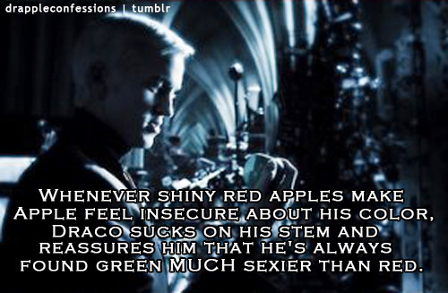 drappleconfessions:  - Submitted by accio-soup