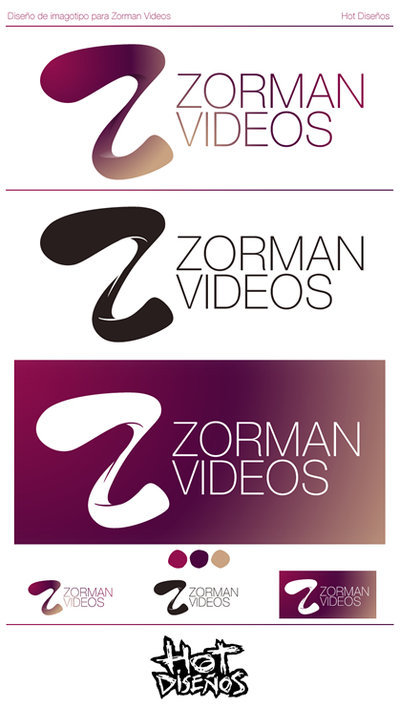 Zorman Videos Logo by ~elhot