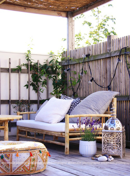 outdoorsanctuaries:  (via cosy outdoor living spaces | the style files)