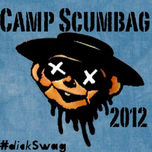 It's coming… #scumbagcamping #dickswag #deathtohamburglars (Taken with Instagram)