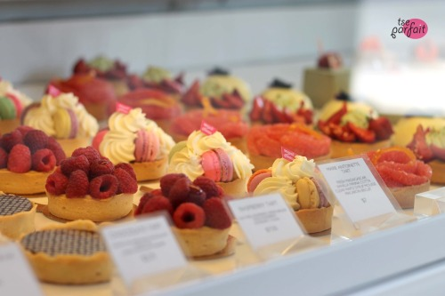 life in colours :: Nadège Patisserie