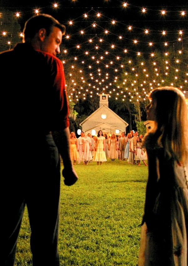 Big Fish (2003)  This movie always make me cry.