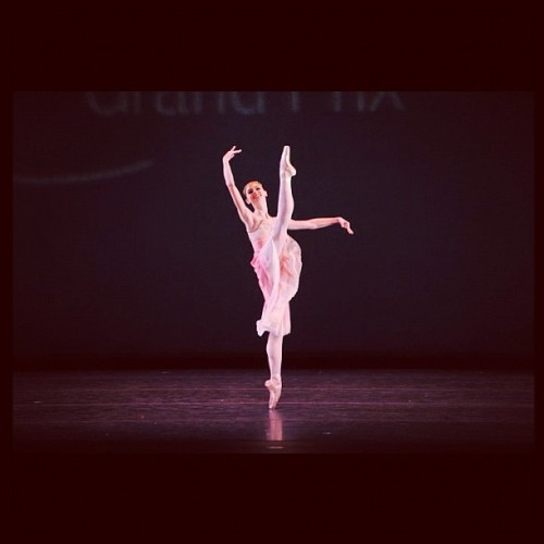 the-sun-will-shine-again:  #ballet #yagp #youthamericagrandprix #competition #finals  (Taken with Instagram)