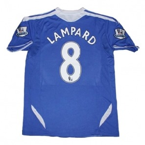 NEW Chelsea new 2011/12 Home blue Soccer Jersey #8 LAMPARD $21.00