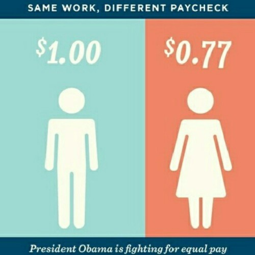 #thankyou #obama #obama2012 @barackobama. #women #pay #jobs #working #middleclass #working #wage (Taken with Instagram)