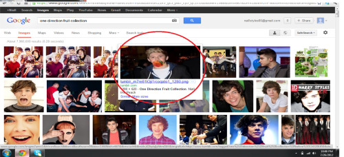 Our pic on Google!!!! :D