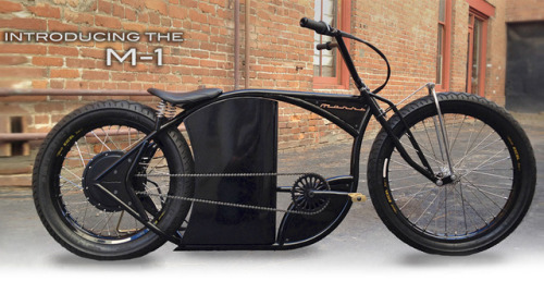 M-1 Electric Bicycle