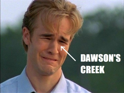 The new map to Dawson's Creek.