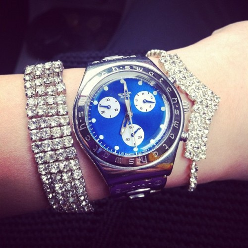 Swatch. (Taken with Instagram)