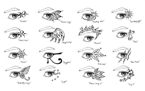 Ideas for eyes makeup